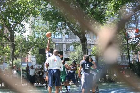 Kenny Graham 4th Street Basketball