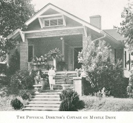 The Physical Director's Cottage