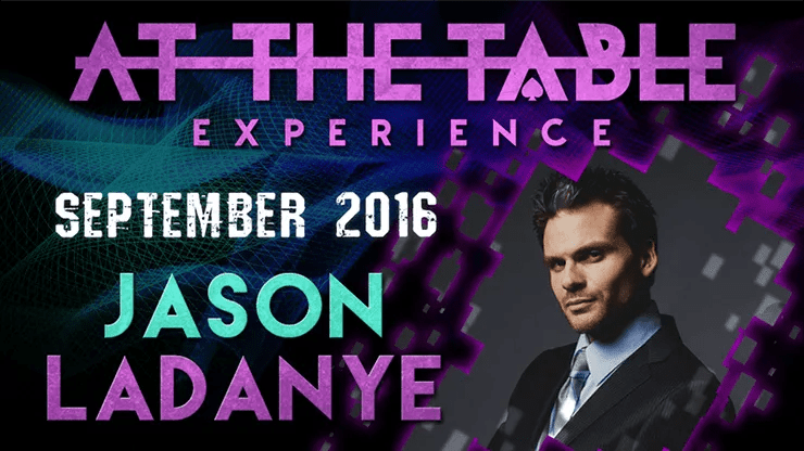 At The Table Live Lecture Jason Ladanye September 21st 2016 video