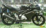 Spy Shot . . . Penampakan Yamaha YZF R15 Di Pabrik Yamaha Indonesia