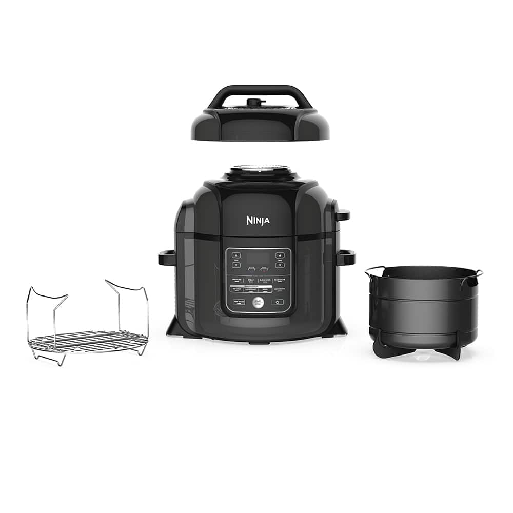 Big W Pressure Cooker Ninja Foodi 8 Qt The Xl Pressure Cooker That Crisps Air
