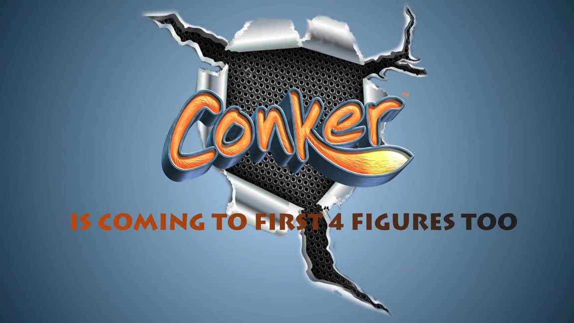 First 4 Figures teases Banjo-Kazooie and Conker collectibles