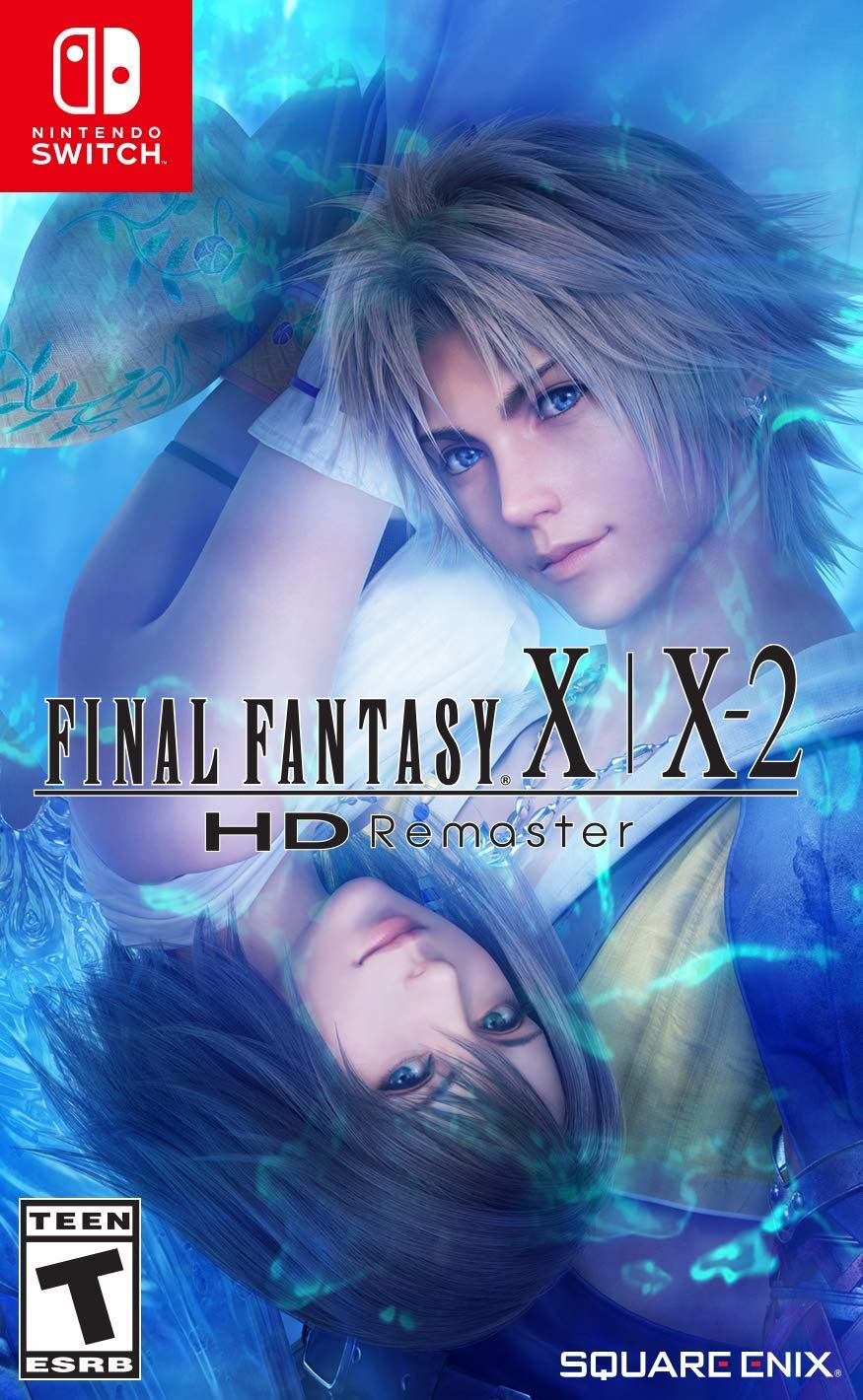 X X 2 Final Fantasy X X 2 Hd Remaster Switch Boxart Nintendo Everything