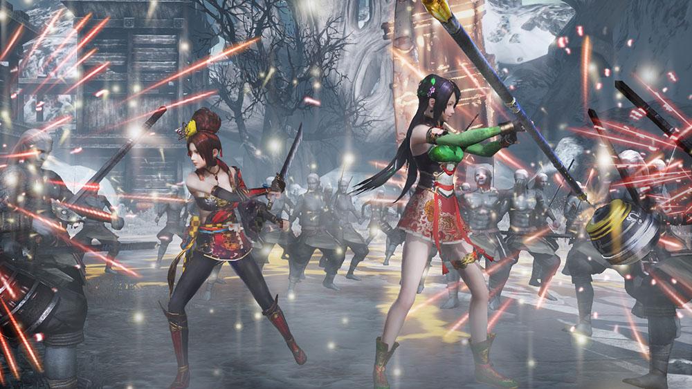 Total War Shogun 2 Fall Of The Samurai Wallpaper Warriors Orochi 4 Confirmed For The West Official Details