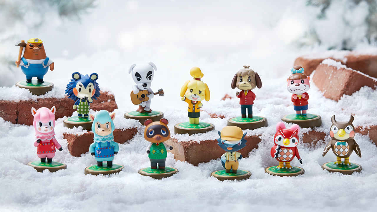 Amiibo Crossing 2 5 Million Amiibo Figures Were Sold In Japan Last Year Nintendosoup