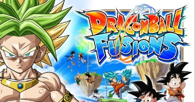 Dragon Ball Fusions Preview