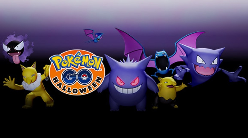 Pokémon Go Delivers More Treats For Halloween
