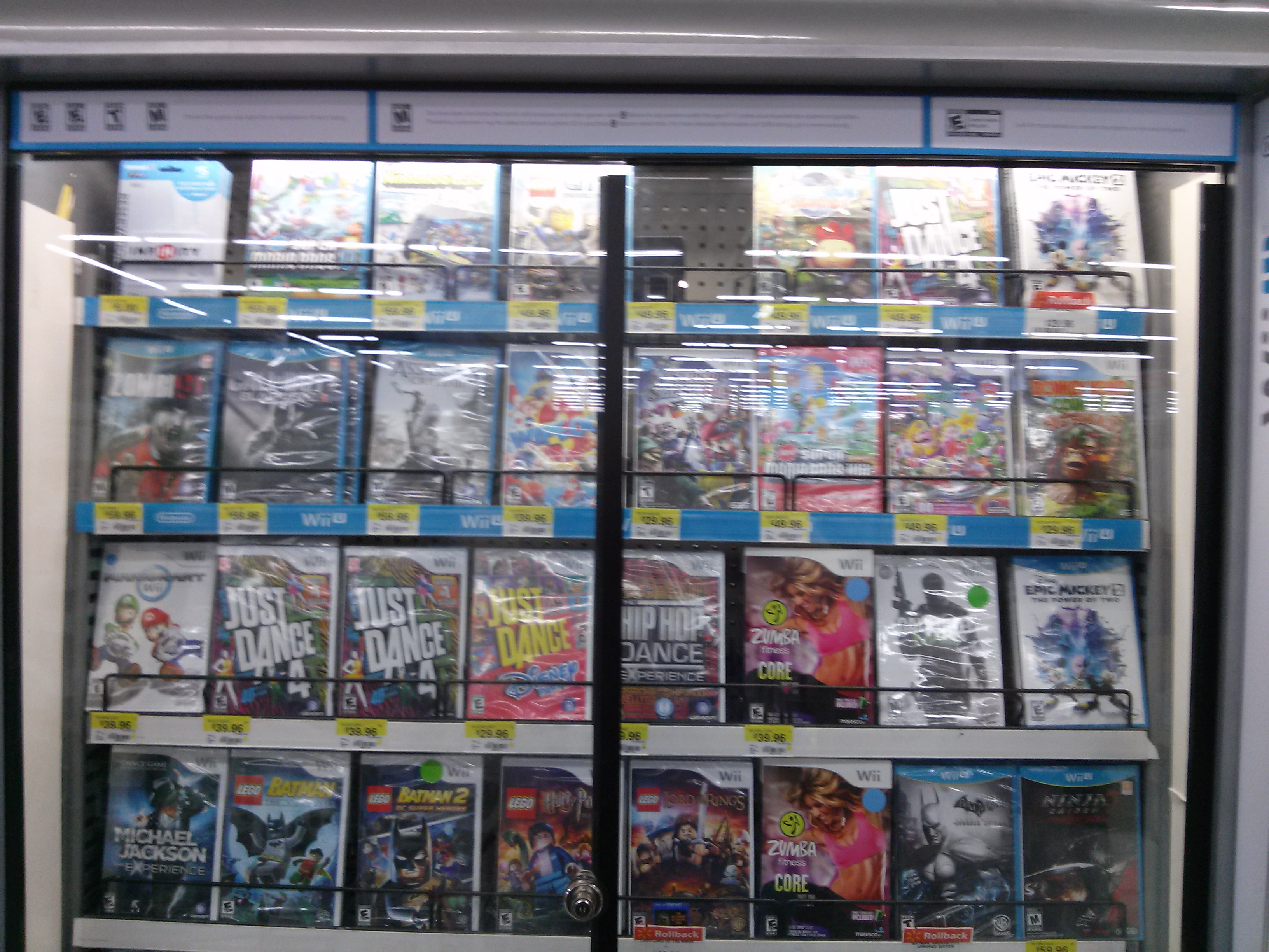 Games The Curious Case Of The Missing Wii U Games Nintendotoday