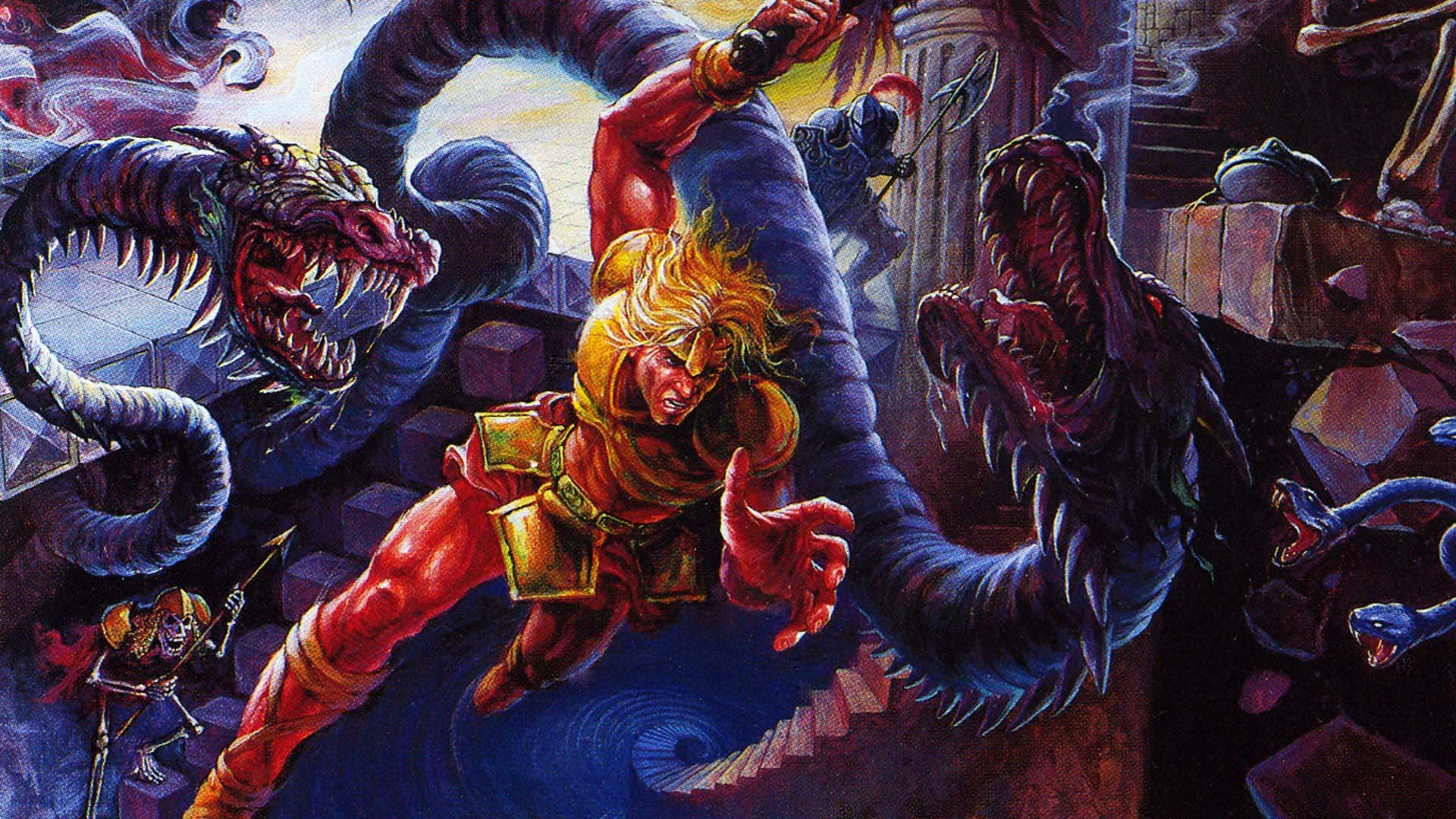 Blood Money Wallpaper Hd Super Castlevania Iv Whips Onto New 3ds Virtual Consoles