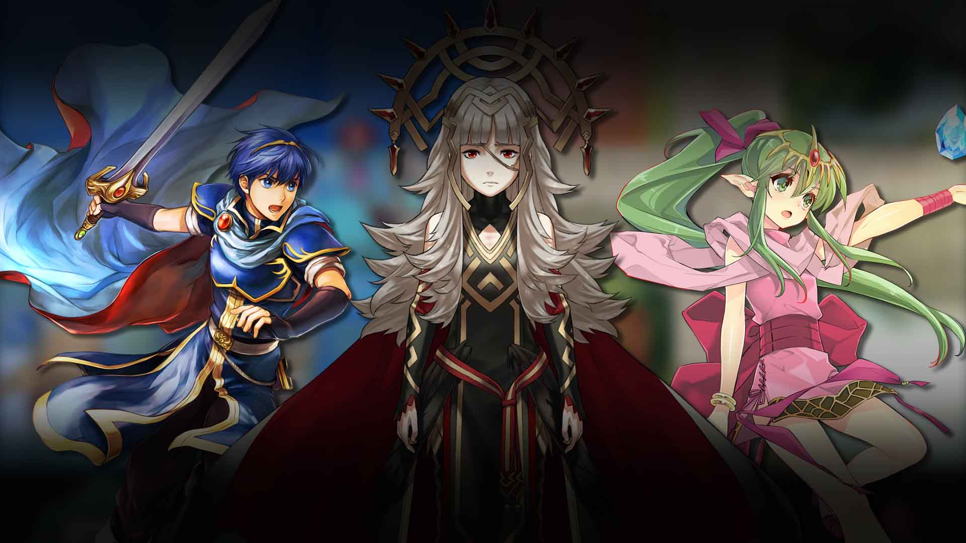 Wild Animal Wallpaper For Mobile May S Fire Emblem Wallpapers Add Hector And Tharja To Your
