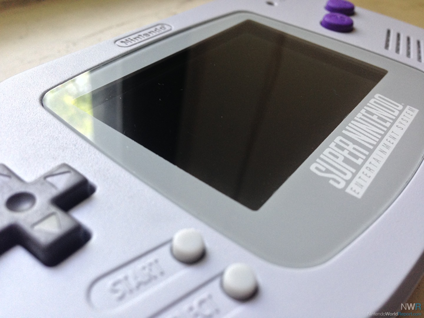Gameboy Advance Display Beleuchtung Still Looking For The Best Way To Gba Look No Further