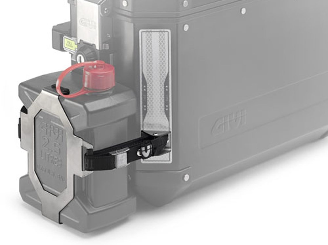 Givi Support For Givi Jerry Can