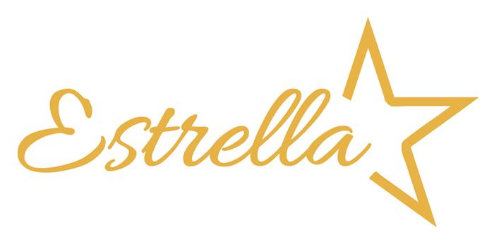 Estrella \u2013 Logo Nisha Albuquerque