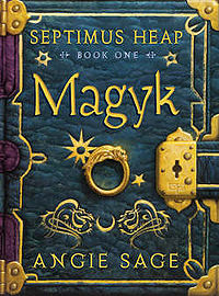 Magyk Cover