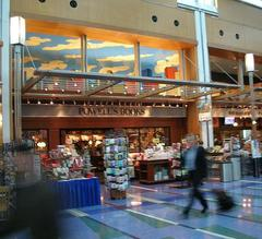 Powell's Book Store in Portland Airport