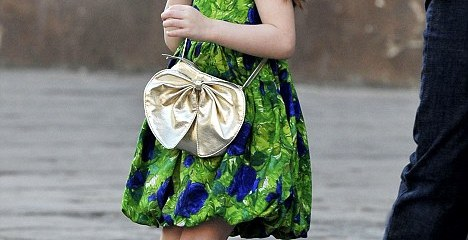 Suri Cruise Does Look Adorable Though, Doesn't she?