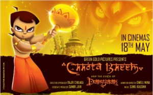 Chota Bheem and the Curse of Damyaan