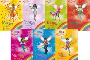The Rainbow Magic series