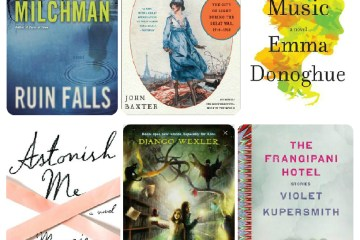 Hot new books in April