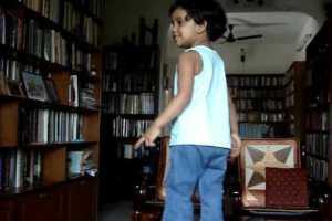 Dancing Jahnavi