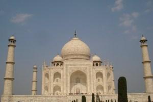 The Taj in all its glory