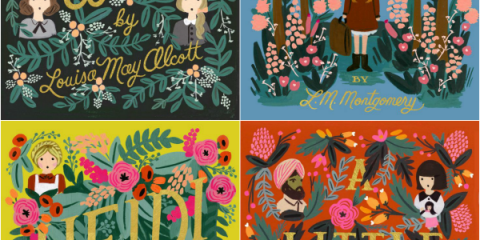 The Puffin in Bloom editions
