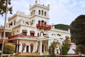 The Jayamahal Palace Hotel
