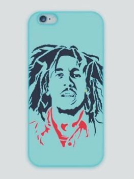 Vintage-style Bob Marley
