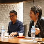 「エクスマ ジャズ講座」で藤村先生とお話をして、「ジャズの即興演奏のような経営」の意味がわかった♫