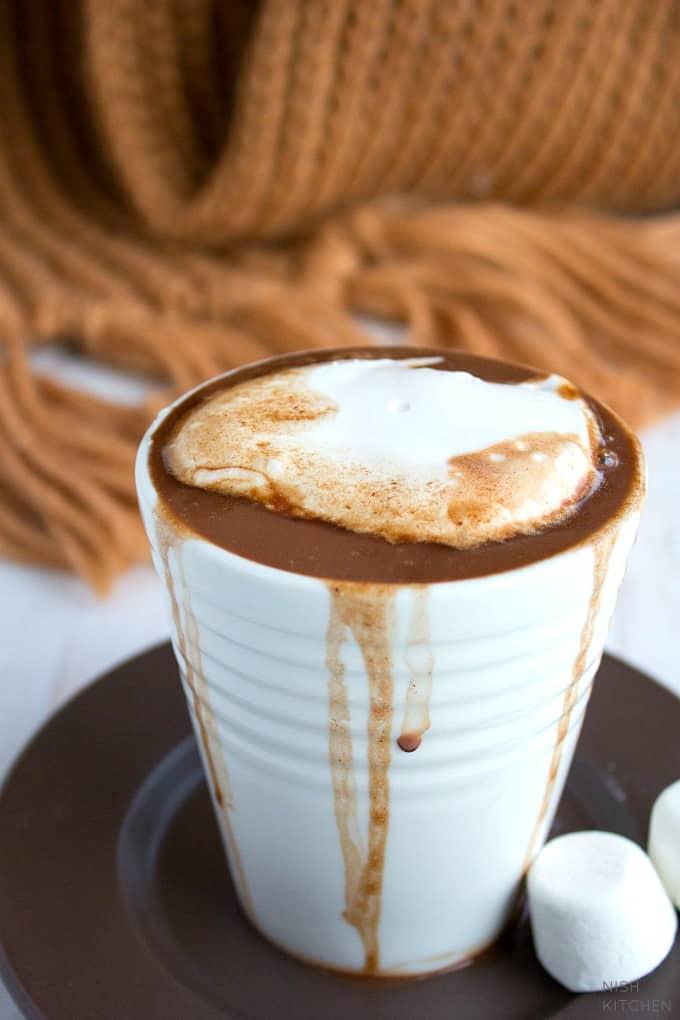 Best hot chocolate recipe ever!