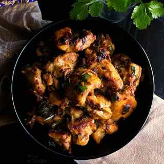 indian ginger chicken
