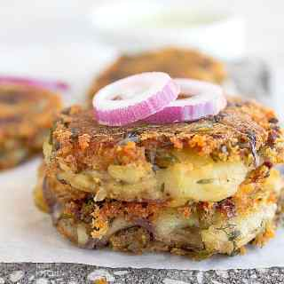 aloo tikki with video