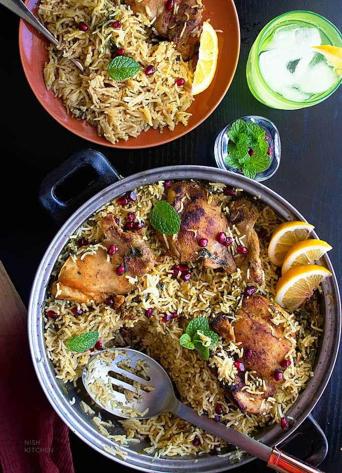 indian chicken and rice recipe