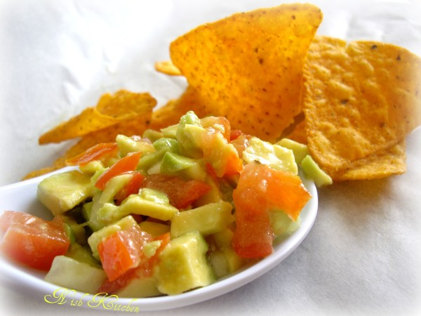 Mexican Avocado Salsa