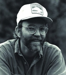 George, at the beginning of it all, circa 1989.
