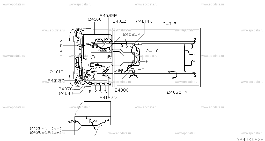 2009 volvo xc90 fuse diagram