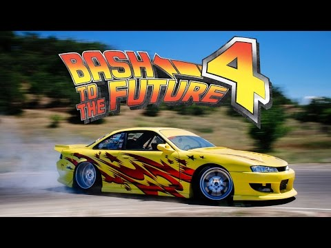 Most EPIC BASH TO THE FUTURE 4 edit by MattCFilms!!!