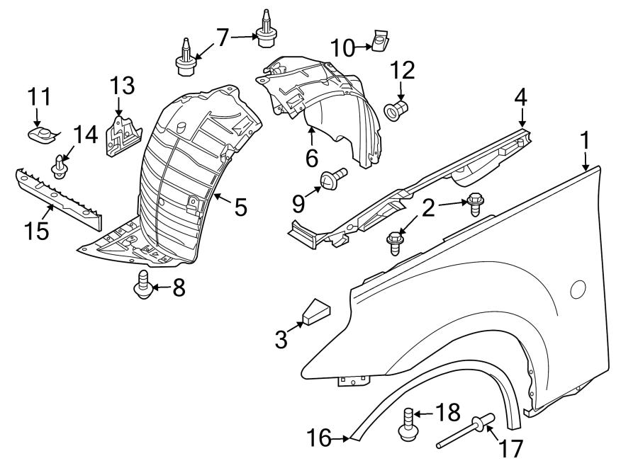 nissan radiator auto parts diagrams