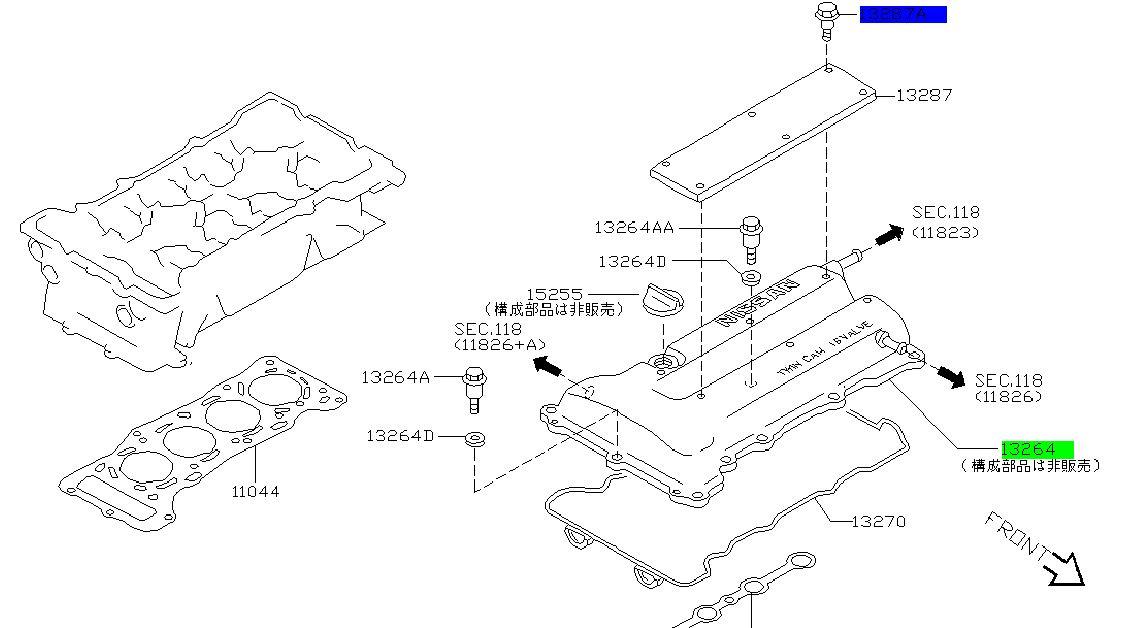 1998 lumina engine diagram exhaust