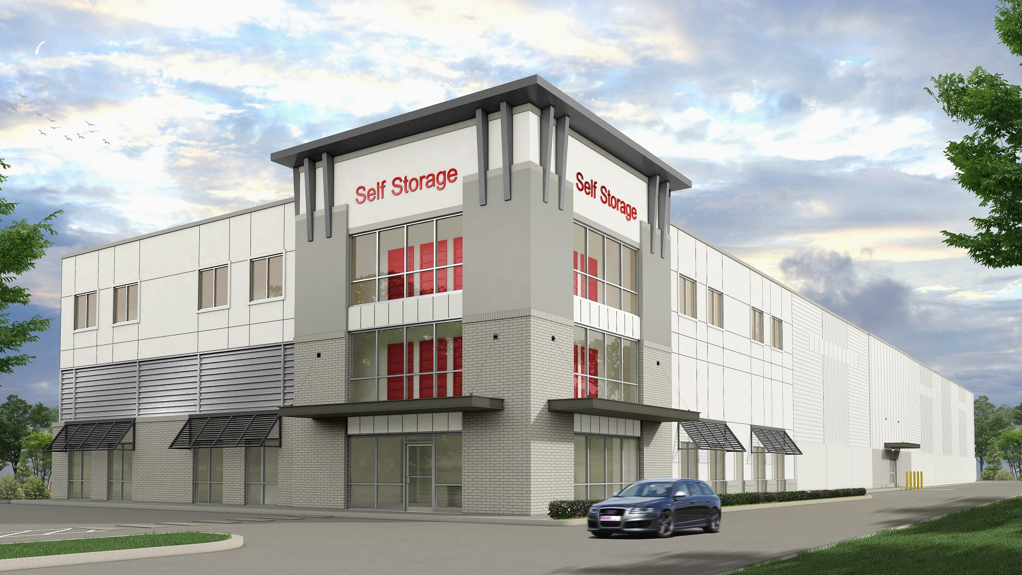 Self Storage Tampa Nitneil Partners Recent Development Projects In Self Storage