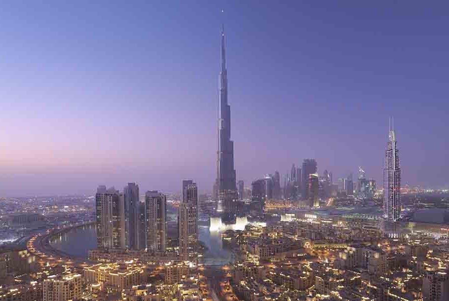 New Air Partner Plc Office Opens In Dubai Northern Ireland Travel News