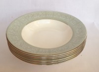 Nivag Collectables: Wedgwood - Kenilworth: Set of 6 Rimmed ...