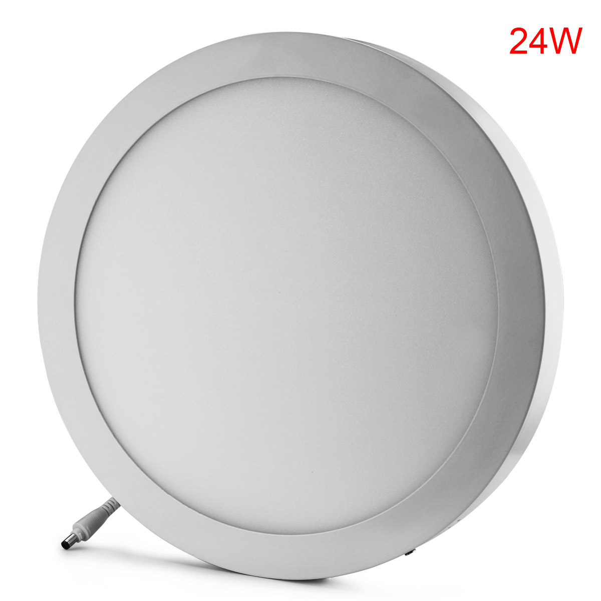 Led Panel Light Square And Round Ac85 265v Led Recessed Ceiling Flat Panel Light Round