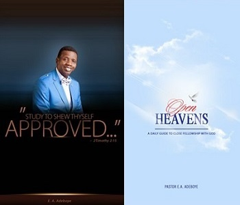 Open Heavens 25 October 2015 Sunday Daily Devotion By Pastor E A