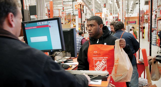 Economists see a slow, but steady growth in job creation over the remainder of 2014. (Scott Olson, Getty Images News, Thinkstock)