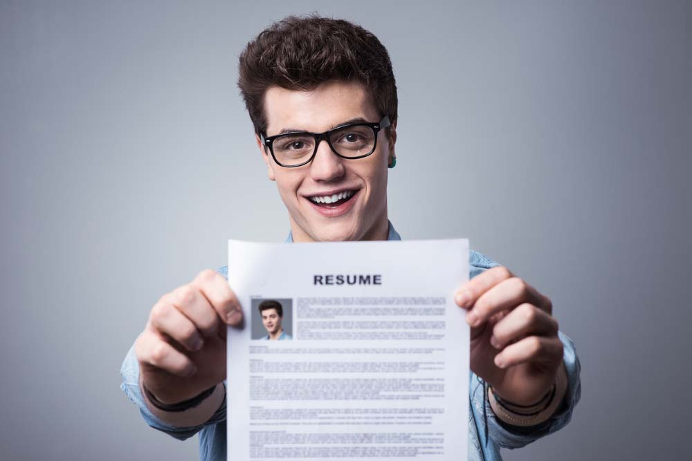 Things to remember creating your Resume - NJ Bobro - write your own cv