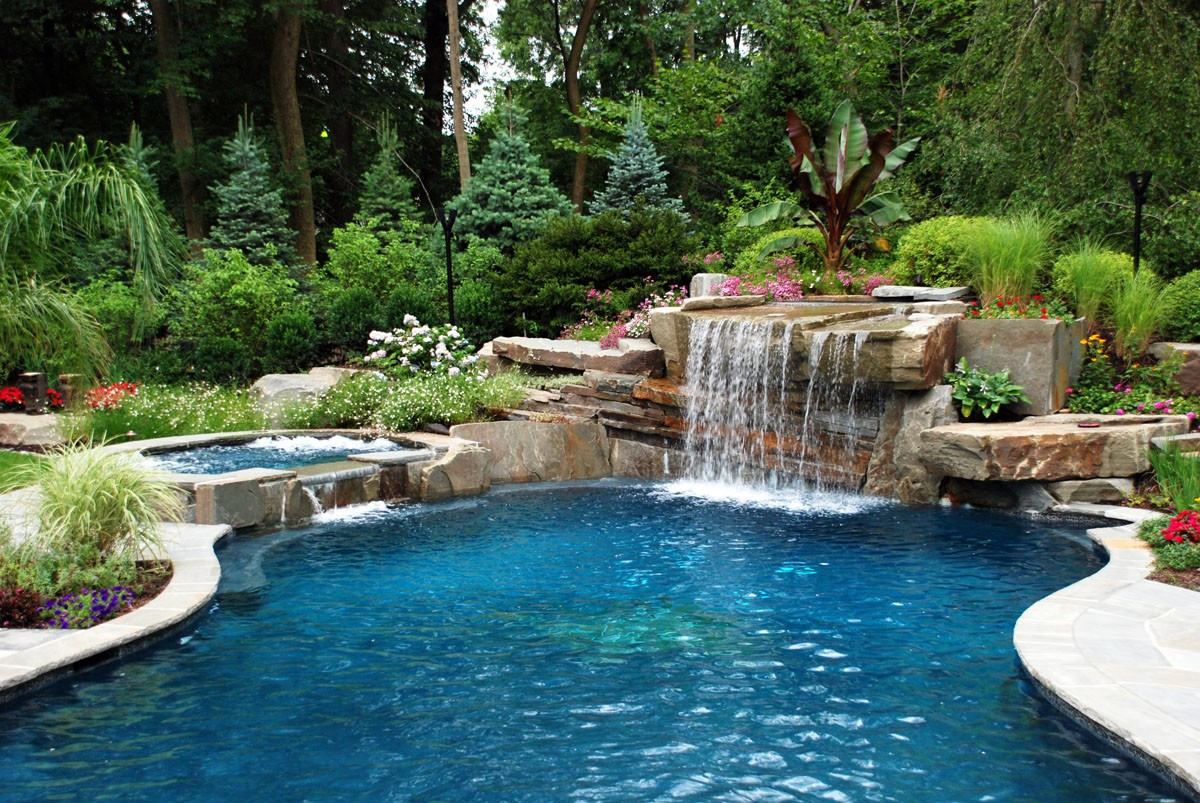 Pool Privat Bauen Pool And Landscaping Testimonials Cipriano Landscape Design