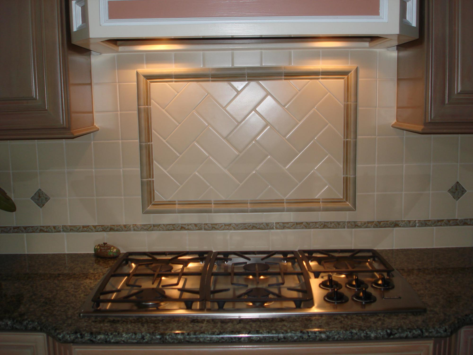 ceramic tile backsplash handmade ceramic kitchen backsplash turn power kitchen remove outlet covers