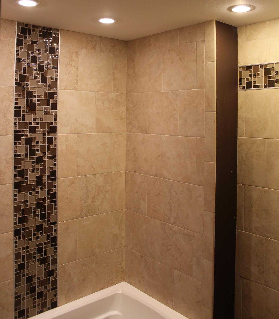 Porcelain Or Ceramic Tile For Shower Hedges Home Improvements | General Contracting And