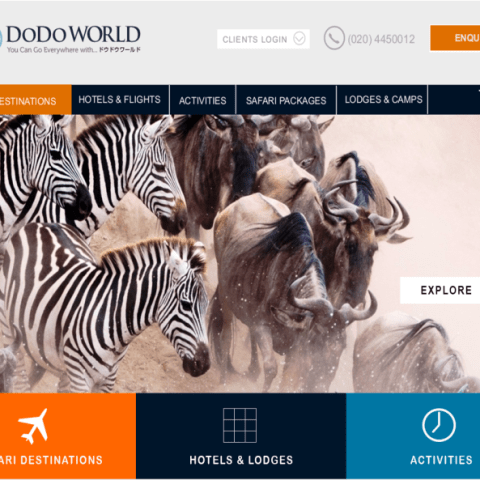 Web Design Kenya